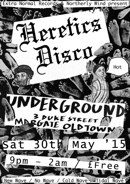Heretics Poster Margate