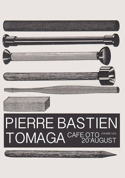 Bastien and Tomaga Oto Poster