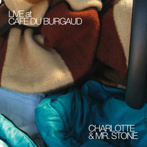 Cafe Burgaud sleeve